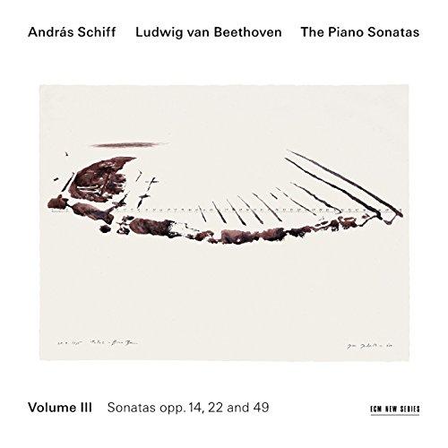 Andras Schiff Ludwig Van Beethoven: The Piano Sonatas Vol. III (3)
