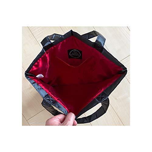 【予約販売】ツイステッドワンダーランド サテントートバッグ スカラビア APDS5518_1