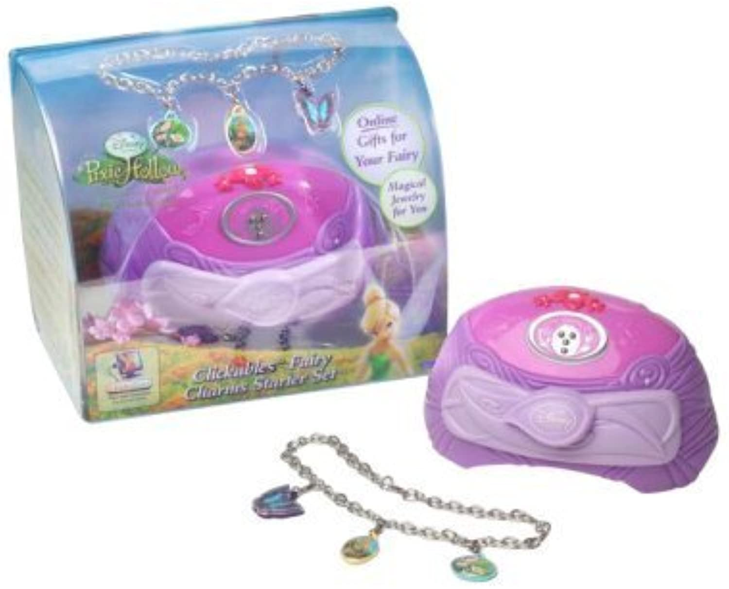 Disney Clickables Fairy Charms Starter Set by Techno Source