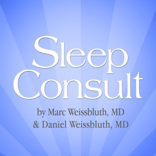 Sleep Consult audiobook cover art