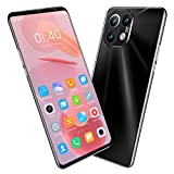 ZRN 6.1inch Unlocked Cellphone, 4GB RAM + 64GB ROM, Android Smartphone with 64MP Rear AI Triple Camera, 6000mAh Big Battery