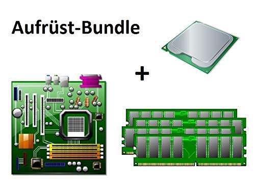 Aufrüst Bundle - ASUS B150-Pro D3 + Intel Core i5-6600K + 16GB RAM #90749