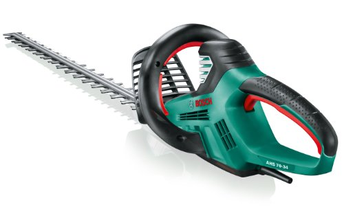Bosch AHS 70-34 Hedgecutter (blade cover, cardboard box, 700 W, 700 mm blade length, 34 mm tooth...