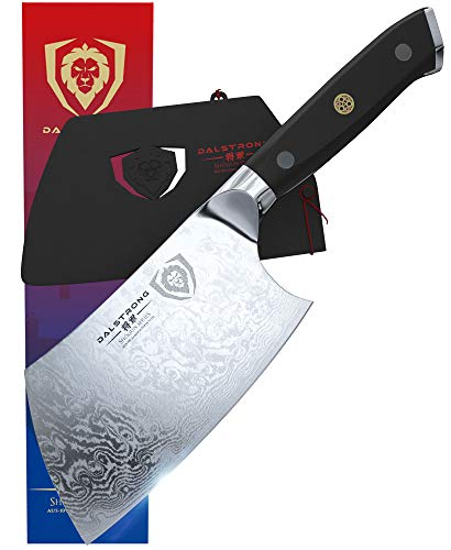 DALSTRONG - Shogun Series 4.5' Mini Cleaver - Japanese AUS-10V Super Steel - Vacuum Heat Treated