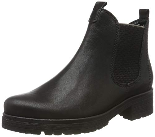 Gabor Shoes Damen Comfort Sport Stiefeletten, Schwarz (Schwarz (Micro) 17), 41 EU