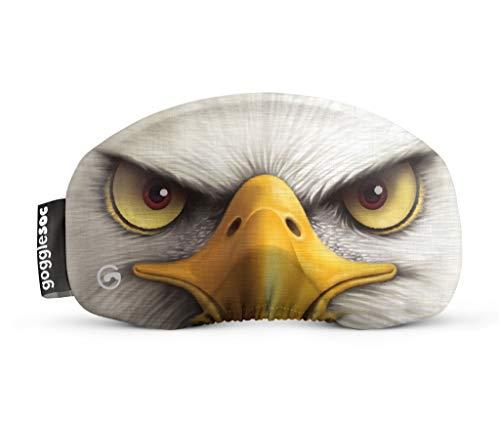 GOGGLESOC, Copri maschere da sci Unisex-adulto, Freedom Soc, Taglia unica