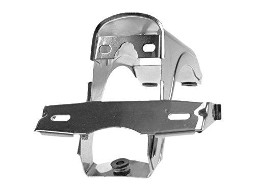 Support de feu arrière - Chrome - Moto Dax SKYTEAM