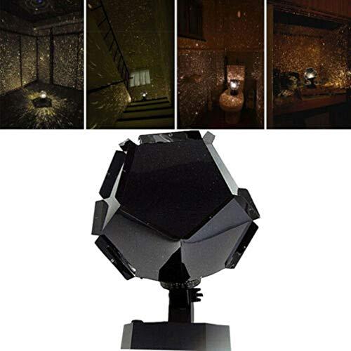 60,000 Estrellas Original Home Planetarium Caronan, luz de Navidad