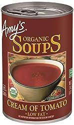 Amy's Soups, Cream of Tomato