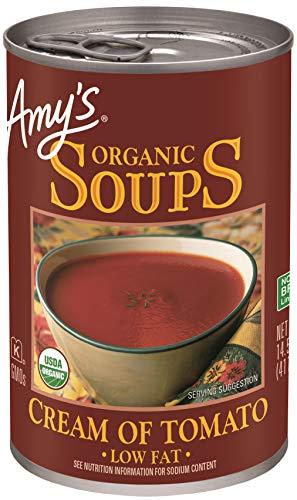 Amy's Organic Cream of Tomato Soup, Low Fat, 14.5 oz.