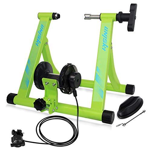 unisky - Soporte magnético para bicicleta de montaña y carretera