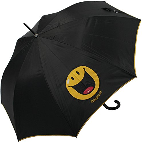Regenschirm Smiley World - Stockschirm mit Automatik - LOL