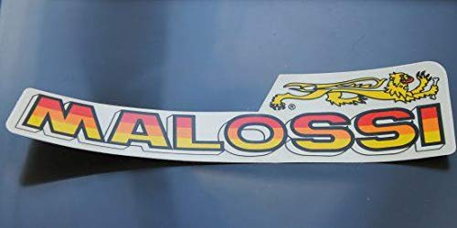 Stickers belettering Malossi L, 225x55 mm, 1 stuk