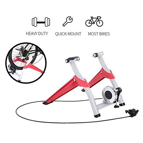 XLNB voor indoor fietsen, thuis, magnetische weerstand, inklapbaar, snelspanner, met 7 versnellingen, magnetische weerstand, geluidsreductie