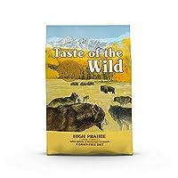 Prebiotic fiber Grain-free Antioxidants Roasted bison and roasted venison Omega fatty acid blend 37377