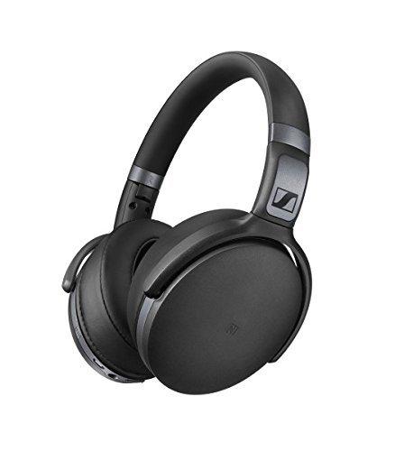 Sennheiser HD 4.40 BT kopfhörer (mit Kabellos geschlossen Bluetooth, Ohrumschließend) mattschwarz