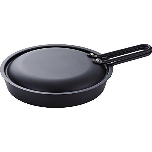 和平フレイズ グリルパン 焼く 蒸す 温め直し ランチーニ 丸型 18cm 蓋付 鉄 LR-7753
