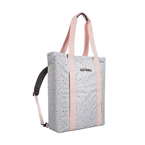 Tatonka Unisex– Erwachsene Grip Bag Tagesrucksack, ash Grey Confetti, 41 x 32 x 10 cm