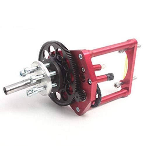 GAOXUQIANG Accesorios Modelo RC Arrancador eléctrico para Motor de Gasolina DLE111 de...
