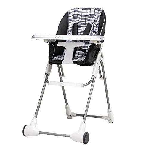 Evenflo Symmetry High Chair, Logan