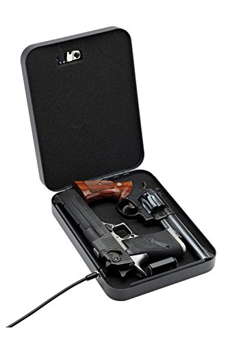 2. SnapSafe Lock Box With Combination Lock