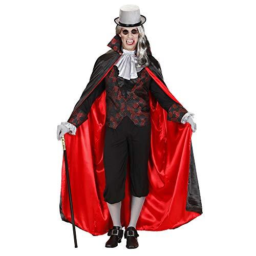 WIDMANN Vampiro Disfraz Pequeño Halloween vestido