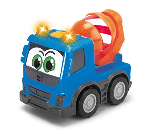 Dickie Toys 203811006 Happy Volvo FMX,...