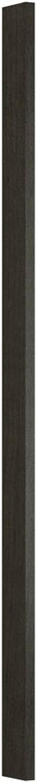 KOHLER K-99676-1WC Filler Strip for Tailored Vanities, Felt Grey