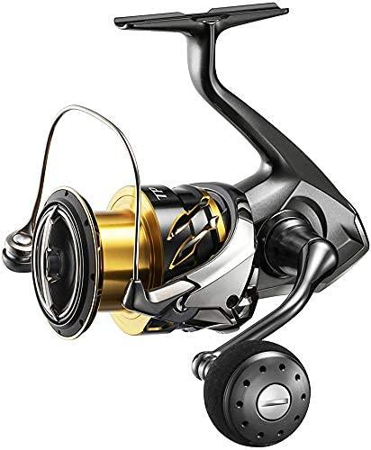 SHIMANO Moulinet Spinning Twin Power FD 4000 PG - 260g - R.4.4:1 - RETR.72cm - BK.11Kg - TP4000PGFD