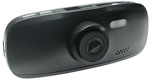 Spytec G1W-CB Black Capacitor Edition Full HD 1080P Dash Camera with 2.7 inches Video Screen Loop Recording G-Sensor