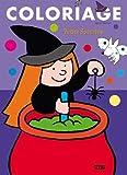 Coloriage petite sorcière ( périmé )