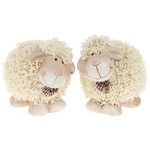 Joe Davies Shaggy ovejas tamaño Mediano: B