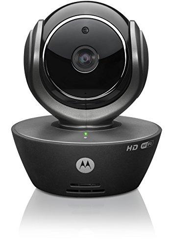 Motorola Scout 85 Connect HD Black Indoor WiFi Remote...