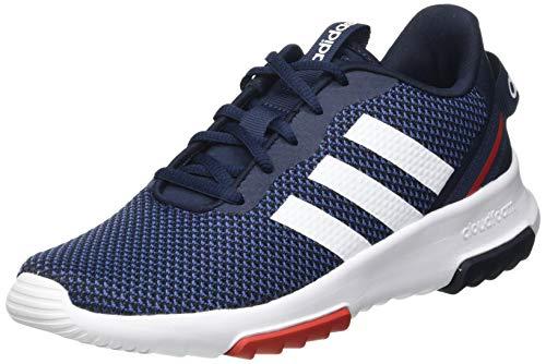 adidas Racer TR 2.0 K, Zapatillas, Tinley/FTWBLA/INDTEC, 33 EU