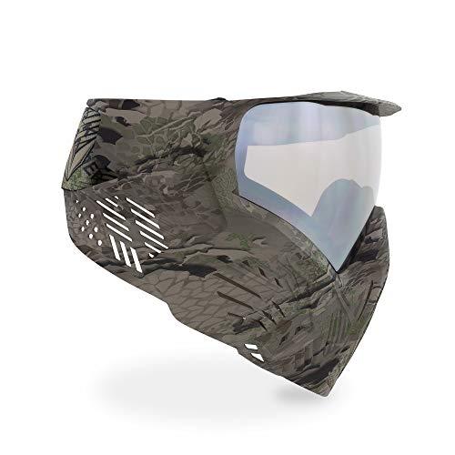 Bunkerkings CMD Paintball Goggle/Mask - Highlander Camo
