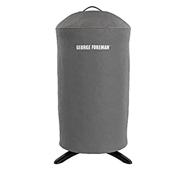 George Foreman GFA0240RDCG Round Grill Cover Gray