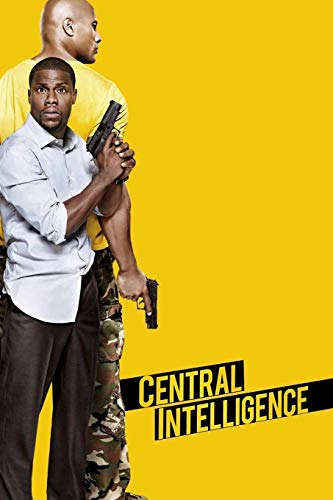 Central Intelligence: Screenplay