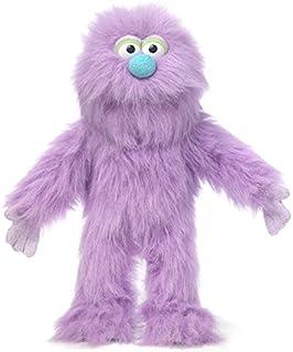 "14"" Purple Monster Puppet"