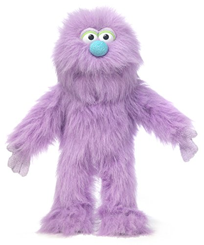 14' Purple Monster, Hand Puppet