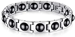 Medical energy bracelet with pure germanium stone