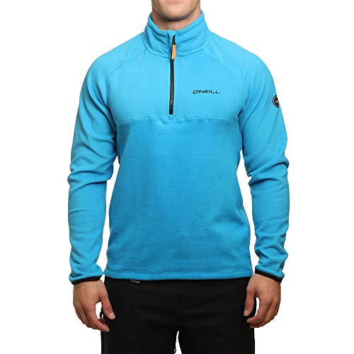 O'Neill Herren Fleecejacke Ventilator Hz Fleece Pullover Shirts & Fleece, Dresden Blue, XXL