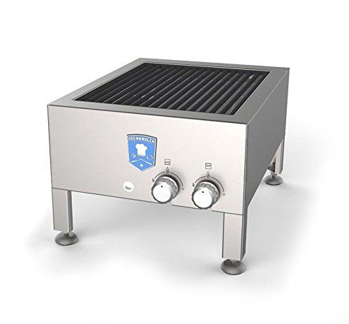 Brennwagen Stand Alone Gas Grill Infrarot