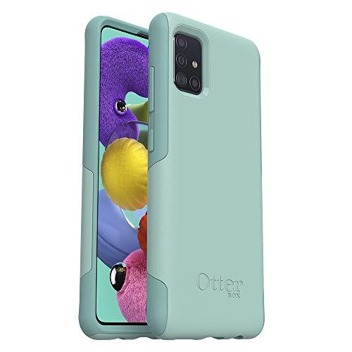 OtterBox COMMUTER LITE SERIES Case for Samsung Galaxy A51 Retail Packaging - MINT WAY (SURF SPRAY/AQUIFER)