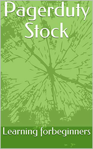 Pagerduty Stock (English Edition)