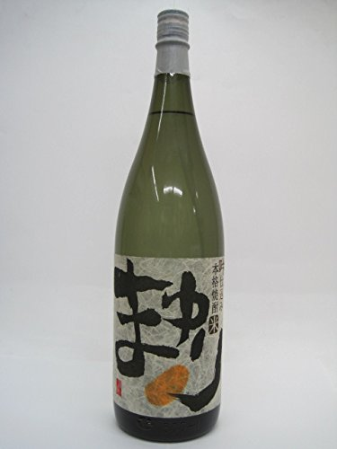 柳川酒造『吟仕込み本格米焼酎「まゆり」』