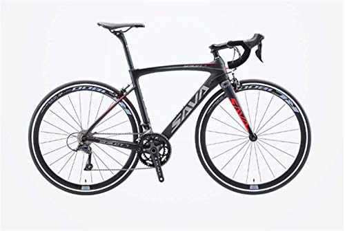 Best Prices! Xiaochongshan Carbon Fiber Road Bike, Bicycle high (Size : 700520)