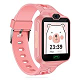 AGPTEK Smartwatch Bambini 8 in 1 Orologio Intelligente per Bambini con Le funzioni Come Telefonie...