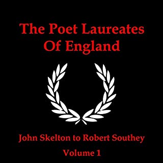 The Poet Laureates - Volume 1 cover art