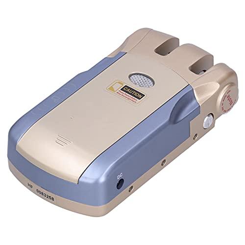 Mxzzand Cerradura electrónica Puerta Cerradura Invisible Cerradura electrónica WiFi para Puertas Interiores Entrada sin...