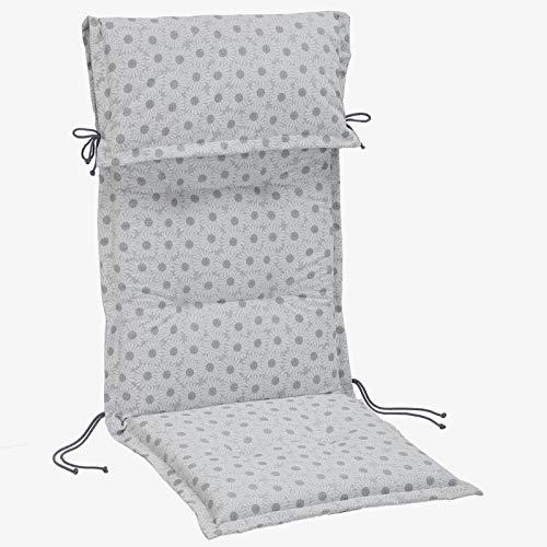 El mejor asiento para silla alto STS 120x50x8 cm